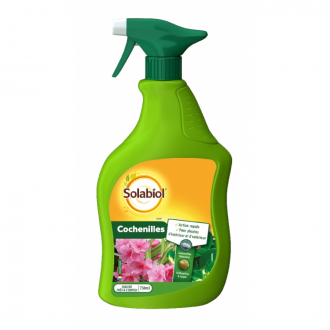 Insecticide naturel cochenilles 750 ml Solabiol