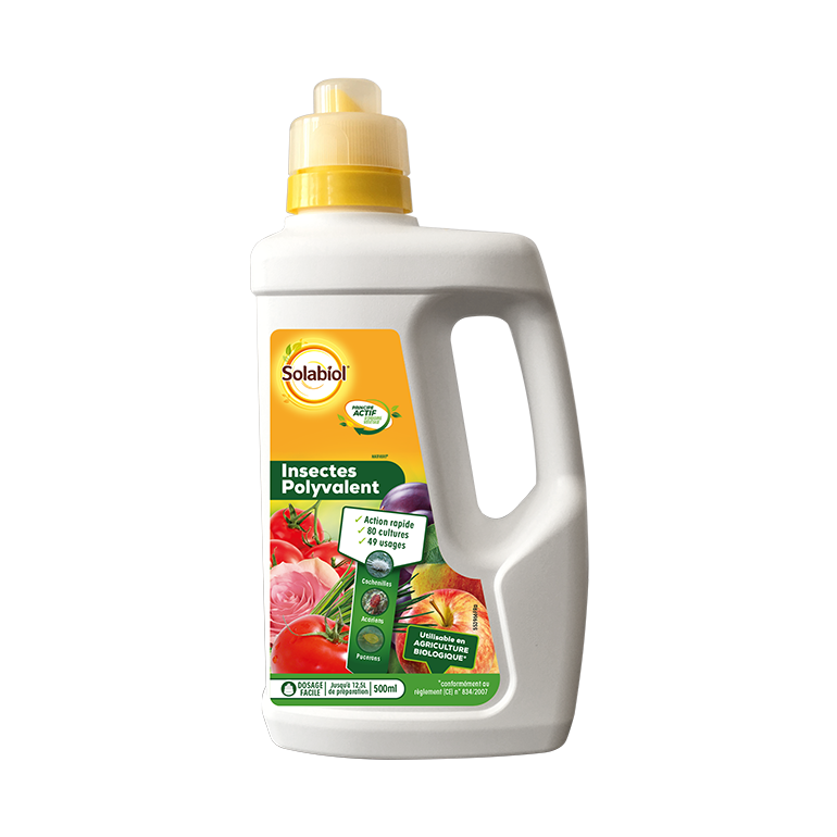 Insecticide polyvalent 500 ml Solabiol
