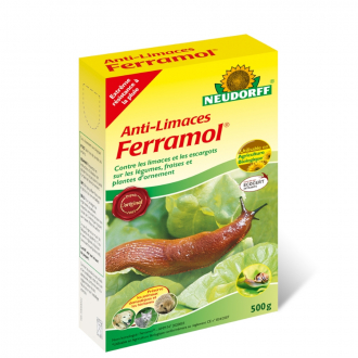 Anti-limaces naturel Ferramol 500g Neudorff